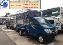 Giá bán xe tải Towner Trường Hải, tải trọng 990kg, đời 2018, có máy lạnh Cabin - Hỗ trợ trả góp - LH 0936 074 139