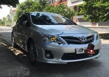 Bán Toyota Corolla altis 2.0V sản xuất 2012, màu bạc như mới