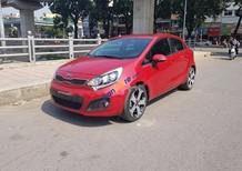 Bán Kia Rio 1.4 AT sản xuất 2014, màu đỏ, nhập khẩu nguyên chiếc, xe đẹp