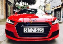 Bán Audi TT năm sản xuất 2016, màu đỏ, nhập khẩu nguyên chiếc
