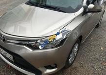 Bán xe Toyota Vios, xuất xưởng tháng 10/2016 -. Bảo hiểm thân xe mới