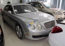 Bán Bentley Continental Flying Spur 6.0 V8 đời 2006, màu bạc, nhập khẩu, xe đẹp