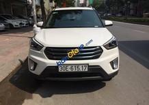 Cần bán gấp Hyundai Creta sản xuất năm 2016, màu trắng, xe đã lăn bánh 2 vạn km