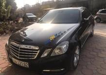 Cần bán xe Mercedes E250 năm 2010, màu đen giá cạnh tranh