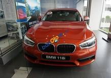 Cần bán BMW 1 Series 118I AT đời 2017, màu cam