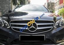 Cần bán xe Mercedes E250 AT đời 2015, đi khoảng 19.000mile, nội thất da nguyên zin