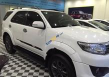 Bán Toyota Fortuner TRD Sportivo 4x2 AT sản xuất 2015, màu trắng mới chạy 32.000km, 888tr