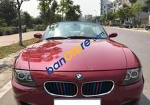 Bán xe BMW Z4 3.0 AT đời 2006, màu đỏ, nhập khẩu nguyên chiếc