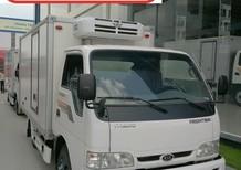 Giá bán xe KIA Đông lạnh 2 tấn – KIA K165S Đông lạnh tải trọng 2 tấn – Thích hợp chở hàng đông lạnh lưu thông thành phố