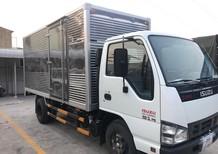 Giá xe tải Isuzu 2 tấn, 2.1 tấn, 2 tấn 2, 2.5 tấn Việt Phát Hải Dương 01232631985