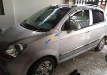Bán Chevrolet Spark LT 1.0 MT Super năm sản xuất 2009, màu bạc