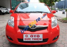 Ô tô Đức Thiện bán Toyota Yaris 1.3 AT sản xuất 2009, màu đỏ