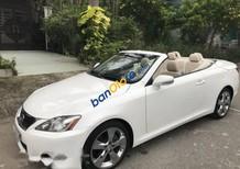 Cần bán lại xe Lexus IS 250C đời 2009, màu trắng, nhập khẩu
