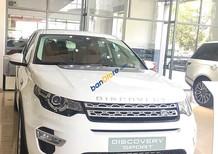 Bán xe LandRover Discovery Sport SE sản xuất năm 2017, màu trắng, nhập khẩu nguyên chiếc