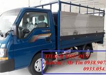 Xe tải Kia K190 tải trọng 1,9 tấn chạy thành phố