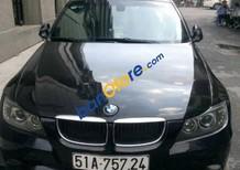 Cần bán gấp BMW 3 Series MT đời 2007, màu đen