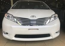 Cần bán lại xe Toyota Sienna Limited 2014, màu trắng, xe nhập Mỹ