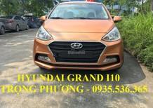 Bán Hyundai Grand i10 đời 2018, màu vàng, giá chỉ 330 triệu