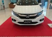 Bán xe Honda City đời 2017, màu trắng