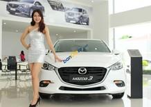 Bán Mazda 3 1.5L AT năm 2017, màu trắng, 649 triệu