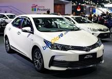 Bán Toyota Corolla altis 1.8G (CVT) sản xuất năm 2017, màu trắng giá cạnh tranh