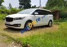 Cần bán Kia Sedona 3.5 AT năm sản xuất 2016, màu trắng