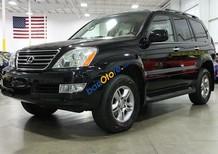 Cần bán xe Lexus GX 470 năm 2009, màu đen
