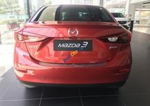 Cần bán xe Mazda 3 1.5GAT SD Fl năm sản xuất 2017, màu đỏ