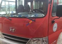 Cần bán lại xe Hyundai County sản xuất năm 2001, màu đỏ, xe nhập