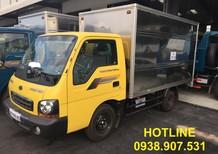 Thủ Đức bán xe tải trả góp 1,25 tấn thùng kín, liên hệ 0938142553