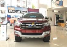 Ford Everest 2017 giá tốt nhất, khuyến mãi 30% phụ kiện theo xe, hỗ trợ trả góp 80%
