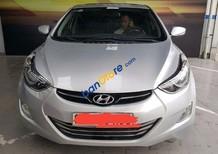 Bán Hyundai Elantra 1.8AT sản xuất 2013, màu bạc số tự động