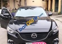 Cần bán lại xe Mazda 6 2.5 AT năm sản xuất 2015, màu đen