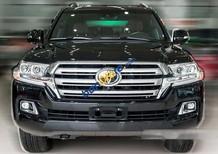 Cần bán Toyota Land Cruiser sản xuất năm 2017, màu đen, nhập khẩu nguyên chiếc