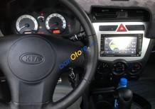 Bán xe Kia Morning đời 2009, màu xám