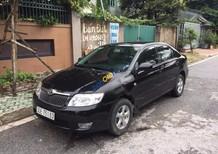 Cần bán lại xe Toyota Corolla XLi 1.3 AT sản xuất 2007, màu đen