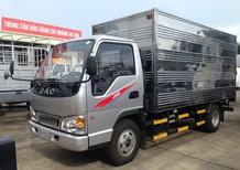 Xe tải JAC 1.25 tấn tại Thái Bình, Nam Định, Hưng Yên, Hải Dương, Hải Phòng