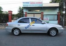 Bán xe Kia Spectra năm sản xuất 2004, màu bạc