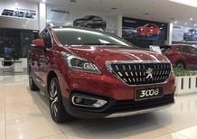 Xe 3008 đỏ Peugeot Pháp, giao ngay. LH 0969 693 633 tại Lạng Sơn-Thái Nguyên