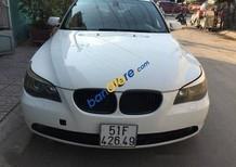 Bán xe BMW 525i AT sản xuất 2006, màu trắng, xe cũ