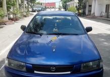 Bán Mazda 323 đời 2000, màu xanh lam