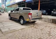 Cần bán xe Ford Ranger XLS 2.2L 4x2 AT sản xuất 2015, màu vàng, nhập khẩu chính chủ, giá tốt
