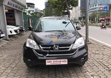 Cần bán gấp Honda CR V 2.4 AT năm 2010, màu đen