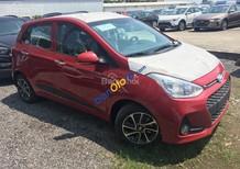 Bán xe Hyundai 1849 1.0 MT sản xuất 2017, màu đỏ, 354tr