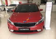 Bán ô tô Kia Cerato Signature 1.6 AT sản xuất 2017, màu đỏ, giá tốt