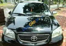 Bán gấp Toyota Vios năm 2006, màu đen, xe cũ