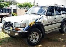 Bán Toyota Land Cruiser MT sản xuất 1993, màu trắng, giá tốt