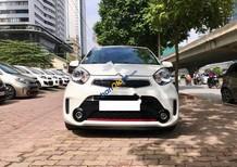 Bán xe Kia Morning Si AT sản xuất 2016, màu trắng, giá tốt