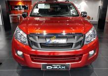 Cần bán Isuzu Dmax năm 2017, màu đỏ, xe nhập, giá tốt