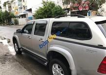 Cần bán lại xe Isuzu Dmax năm sản xuất 2011, màu bạc, nhập khẩu Thái số sàn